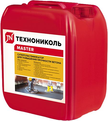 Для повышения прочности бетона 1 л